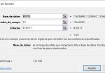 Ejemplo Función BDSUMA en Excel