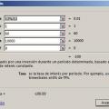Función PAGOINT en Excel Sintaxis