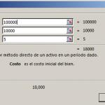Función SLN en Excel
