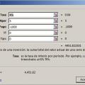 Función VA en Excel