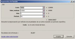 Funci%c3%b3n SYD en Excel 300x157 - Función SYD en Excel