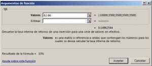 Funci%c3%b3n TIR en Excel 300x132 - Función TIR en Excel